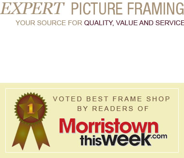 Expert Picture Framing - Voted Best Frame Shop